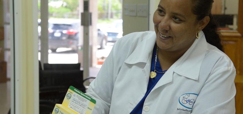 Pharmacy Belize